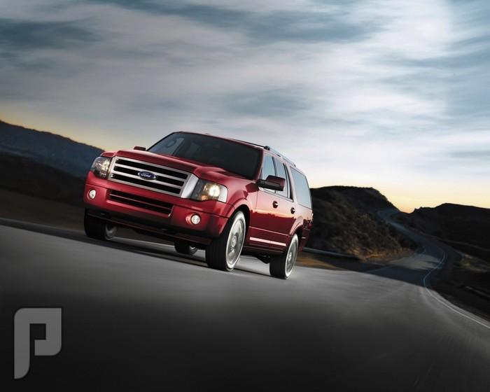 فورد اكسبيدشن اكس ال تي 2014 Ford Expedition XLT المميزات والصور والاسعار