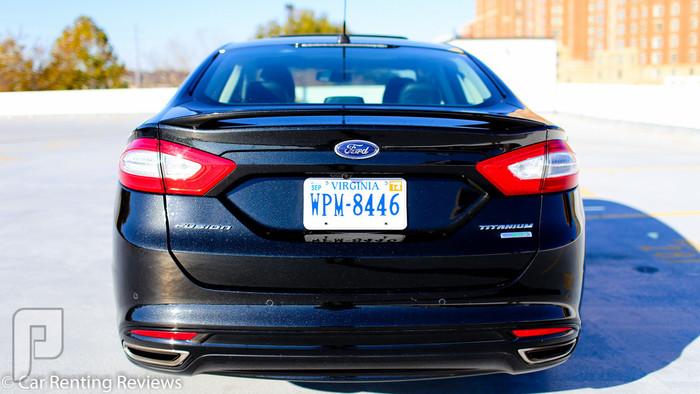 فورد فيوجن تيتانيوم 2014 Ford Fusion Titanium صور و مواصفات و اسعار