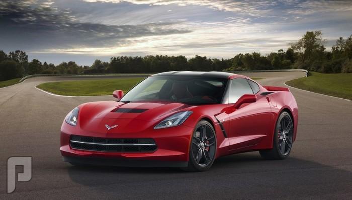 شيفروليه كورفيت 2014 Chevrolet Corvette شيفروليه كورفيت 2014 Chevrolet Corvette