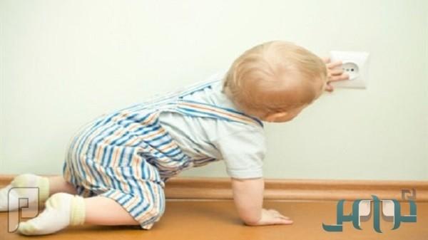 أخطار تهدد حياة الأطفال داخل المنزل
