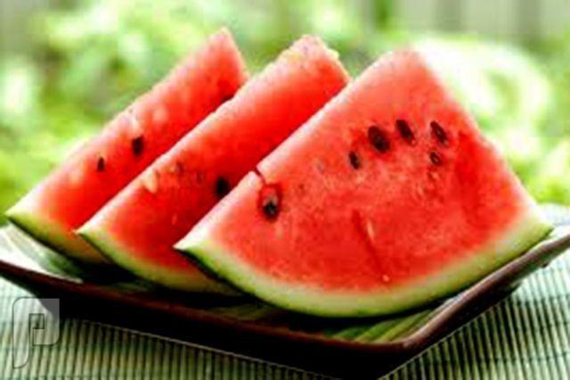 5 فوائد مدهشة للفواكه والخضروات لعلاج أمراض خطيرة اكتشف-فوائد-البطيخ-في-التخسي