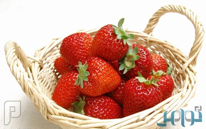 دراسة: الفراولة تُساهم في تخفيض ضغط الدم وتقلل مستويات الكوليسترول