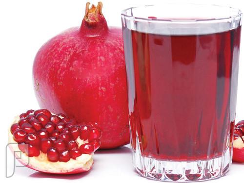 عصير الرمان وفوائده في تخفيف الوزن