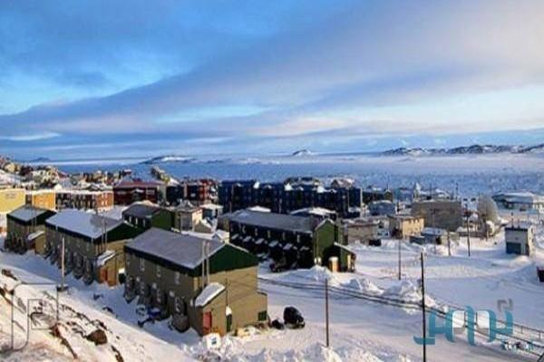 طبيب سعودي يبني أول مسجد للإسكيمو في قلب جليد كندا