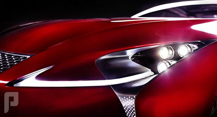 صور LexusLFLC .. الجديدة