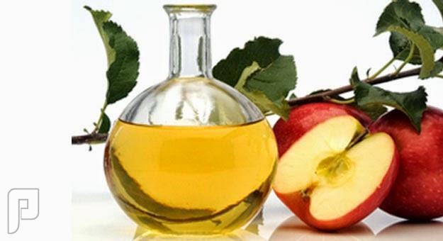 خلّ التفاح... لعلاج 7 مشكلات