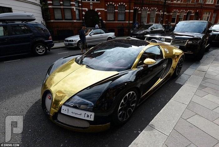 سيارات أثرياء الخليج في صيف لندن 2014 كلك حركات