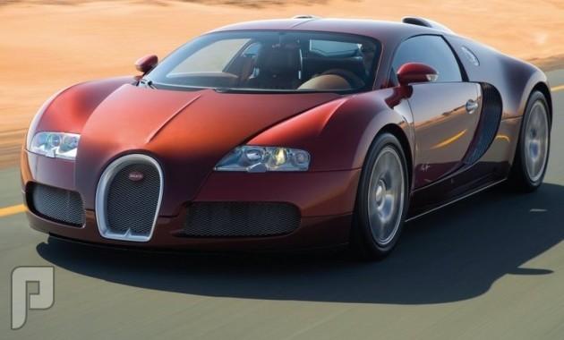 6 سيارات بوغاتي فيرون تتجاوز بسرعة سيارة اودي تي تي