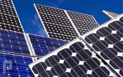 الطاقة الشمسية خلايا شمسية