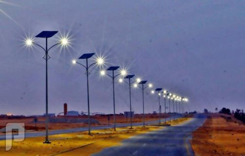 الطاقة الشمسية إنارة الشوارع بالطاقة الشمسية