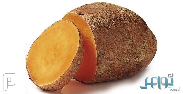 """البطاطا الحلوة.. """"كوكتيل"""" فوائد وفيتامينات"""
