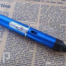 المدخنة القلم