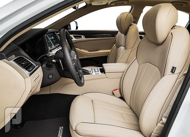 هيونداي جينيسيس ستاندر 2015 Hyundai Genesis