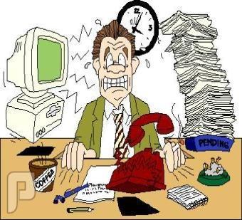كيفية مواجهة ضغوطات العمل والتخلص منها