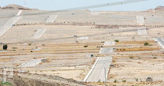 فرض رسوم على الأراضي البيضاء قد يخفض أسعارها.. لكن