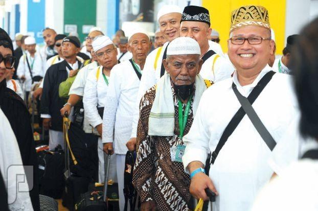 أكثر من مليون و380 ألف حاج يصلون إلى المملكة