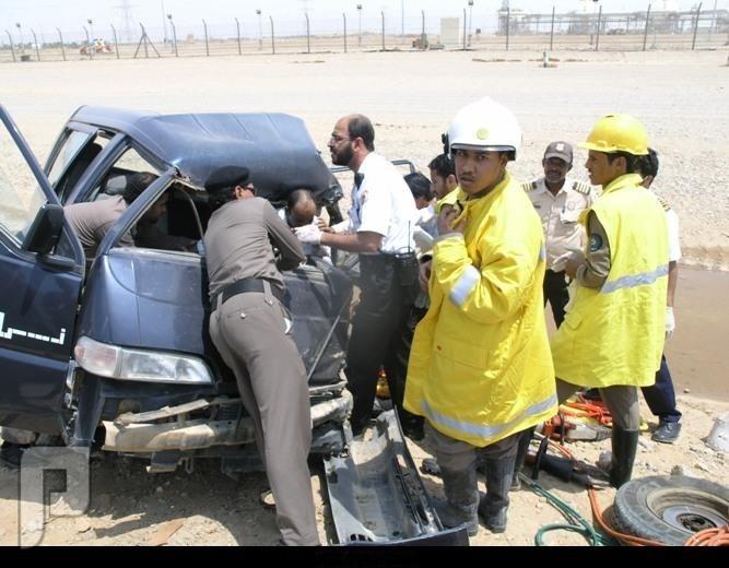 السعودية المرتبة الاولى عالميا في الحوادث المرورية !!