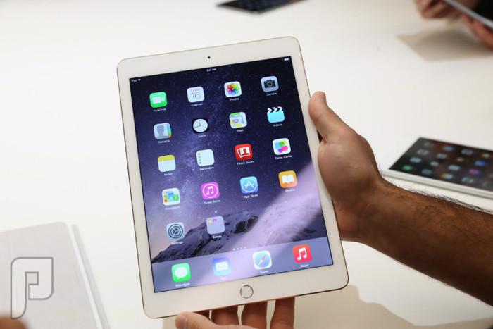 ايباد اير 2 Ipad Air مواصفات وصور وأسعار