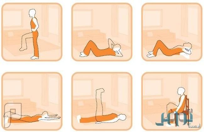 تدريبات منزلية لعضلات الجسم تقي من آلام الظهر