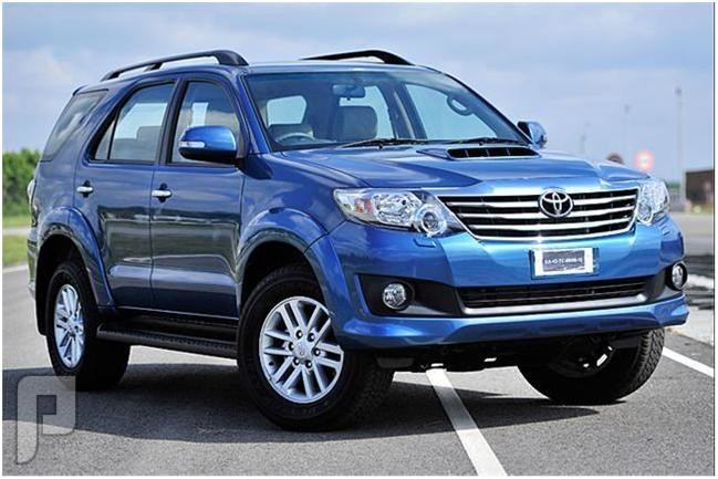 تويوتا فورتشنر جي اكس 2015 Toyota Fortuner GX صور ومواصفات و أسعار