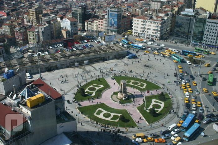 مدينة اسطنبول واماكنها السياحية