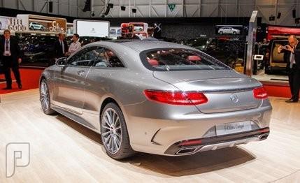 مرسيدس بنز اس ال كلاس كوبيه 2015 Mercedes Benz SL-Class coupe