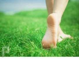 للمشي بأقدام عارية فوائد