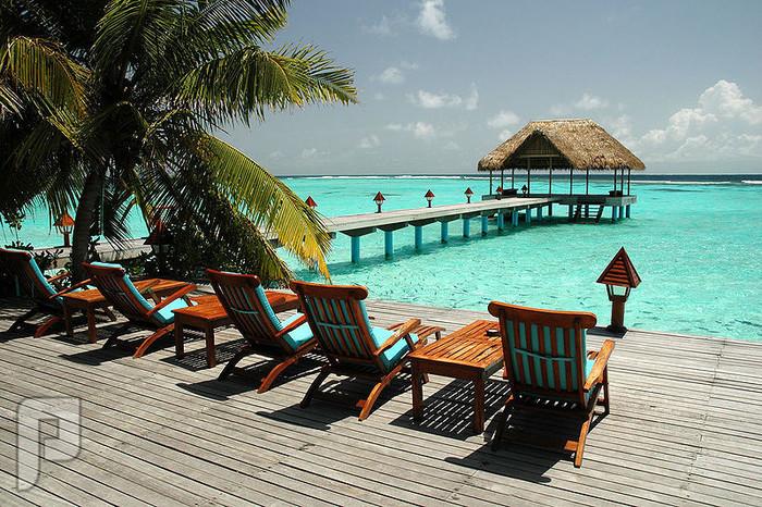 جزر المالديف سحر الواقع