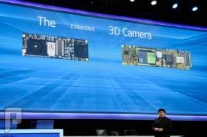الكاميرا ثلاثية الأبعاد RealSense 3D