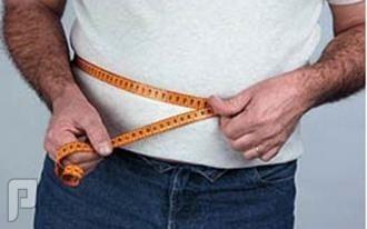 زيادة الدهون فى منطقة البطن أسباب وعلاج