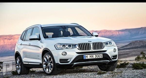 بي ام دبليو اكس 3 – 2015 – BMW X3 صور ومواصفات وأسعار
