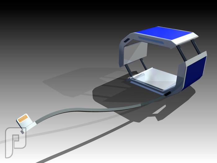 شاحن بالطاقة الشمسية سولار هج SolarHug للهواتف الذكية
