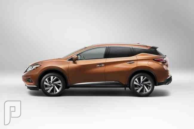 نيسان مورانو اس ال 2015 Nissan Murano SL صور ومواصفات وأسعار