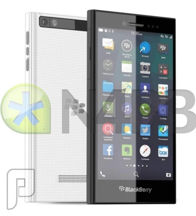 هاتف بلاكبيري BlackBerry Z20 Rio مواصفات وصور وأسعار