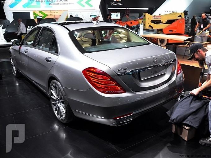 مرسيدس بنز اس 600 – 2015 – Mercedes Benz S600 صور ومواصفات واسعار