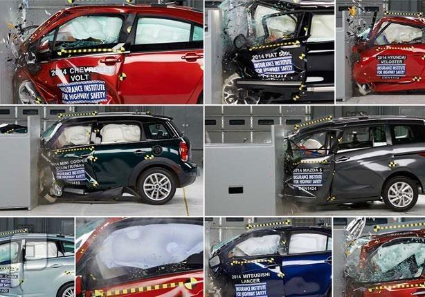 تعرف على أكثر السيارات أمان لهذا العام 2015