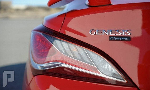 هيونداي جينسيس كوبيه 2015 Hyundai Genesis Coup