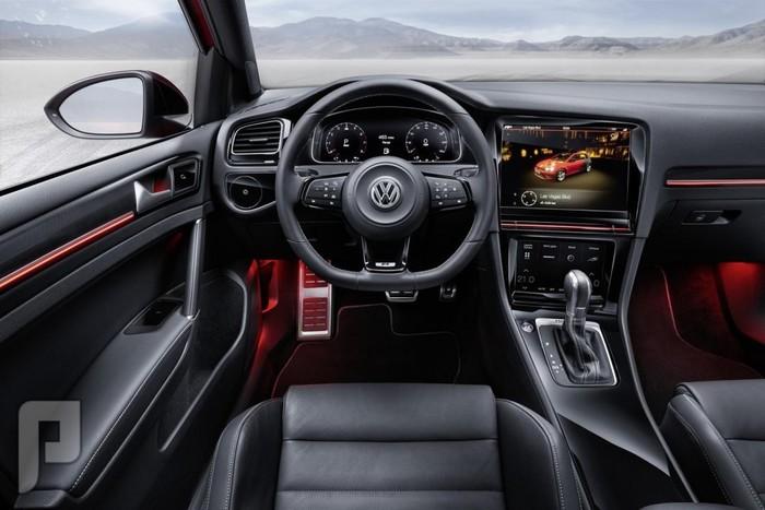 فولكس واجن حولف أر تاتش 2015 Volkswagen Golf R Touch