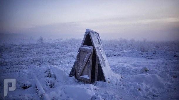 """مصور نيوزلندي يستكشف """"أبرد مدينة يقطنها بشر على وجه الأرض"""""""