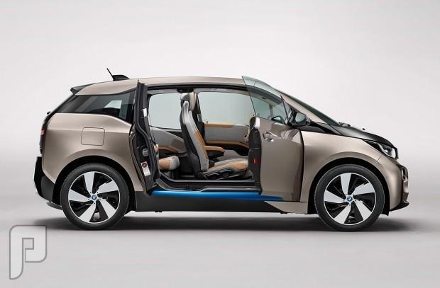 السيارة بى ام دبليو أى ثرى BMW I3 – 2015