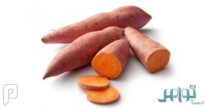 """8 فوائد صحية رائعة تجعل """"البطاطا الحلوة"""" غذاءً ودواءً"""