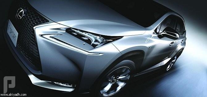 لكزس تتحضر لإطلاق سيارتها الرياضية الجديدة 2015 NX
