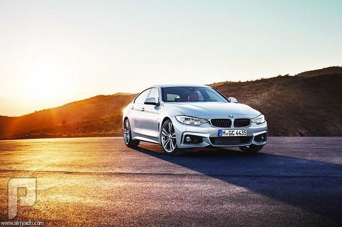 سيارة BMW الفئة الرابعة غران كوبيه في تجربة قيادة من «يوسف ناغي للسيارات»