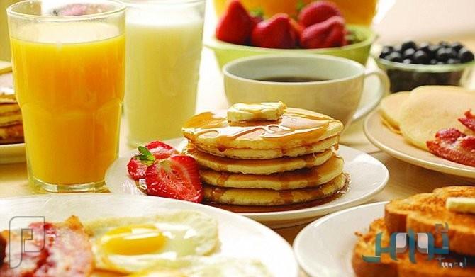 افطار الاطفال بالمنزل يوميا يحميهم من امراض القلب
