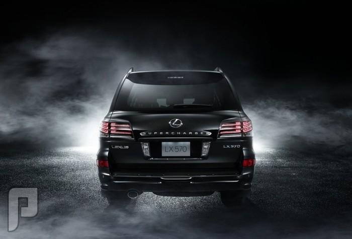لكزس ال اكس 570 – 2015 – Lexus LX570