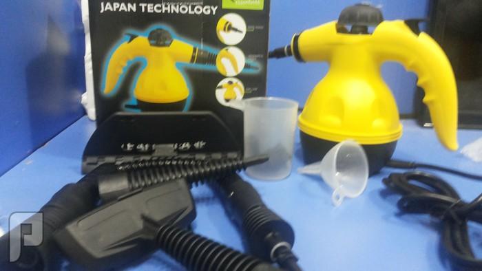 مكينةالبخارصغيرالحجم كيلو وزنها متنقل سهل الاستخدام تكنولوجيا ياباني مكينة بخار متعدد الاستخدامات كوي غسيل واشياء كثيرة