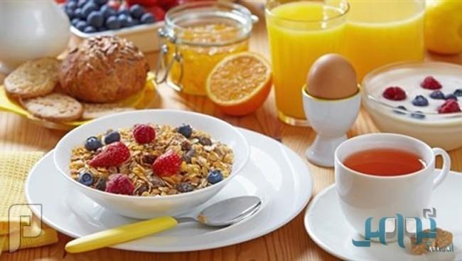 7 نصائح لوجبة افطار تحميك من مرض السكر