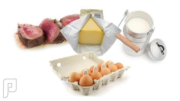 الأغذية الغنية بالكوليسترول لا تشكل خطراً على الصحة