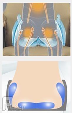 كرسي المساج الشامل - نوعية فاخرة Microcomputer Luxury Massage Chair
