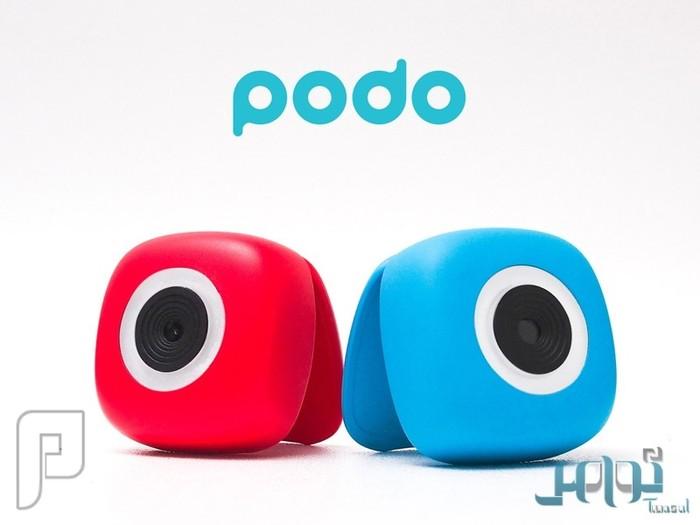 وداعاً عصا السيلفي.. مرحباً كاميرا Podo